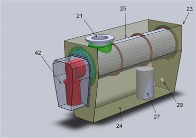 I+D Desenvolupament concentrador de purins